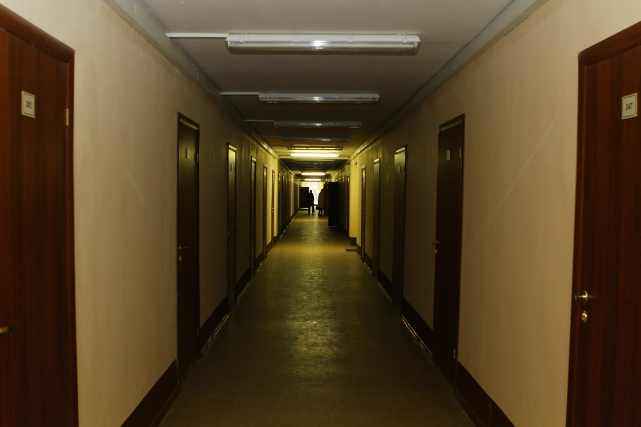 общежитие коридорного типа в москве театра